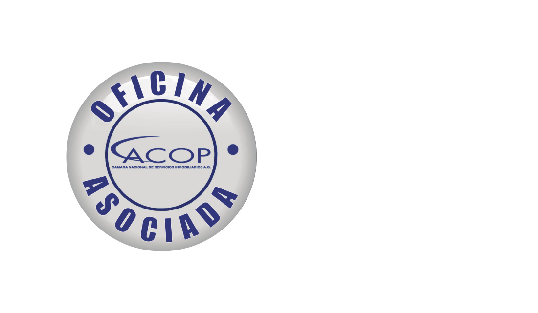 Logo ACOP y Círculo de Corredores de Propiedades